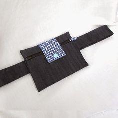 Pochette ceinture… Tuto !