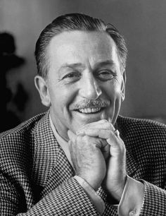Walt Disney - 12/05/1901 to 12/15/1966