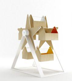 System Play tworzy pięć połączonych ze sobą skrzynek narzędziowych. fot. Materiały prasowe