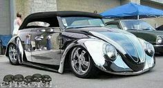 Chromed  Bug