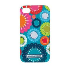 Jonathan Adler - iPhone 4/4S Cover - Mod Floral