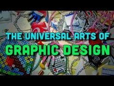 What is Graphic Design: Video from PBS. Excellent summary for the first days of class.