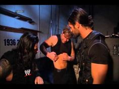 The Shield funny moments December 15th, 2013