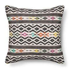 Global Throw Pillow Black/Multi - – Threshold™