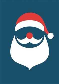 Kerst - Ansichtkaart - Santa C1089