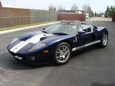SUPER RARE HARD TOP FORD GTX-1 KIP EWING HIGLY MODIFIED FORD GT, GT40