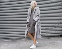 How To Pull Off The All-Grey Look — Bloglovin'—the Edit