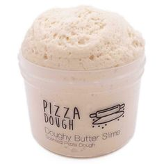 SALE Pizza Dough Butter Slime Scented #Slime Slimy Slime, Food Slime, Slime Names, Slime Pictures, Cheap Slime, Faux Fur Bean Bag, Pretty Slime, Slime And Squishy, Slime Shops
