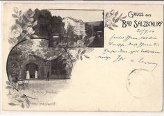 Kurhaus und Bonifaciusbrunnen 1900