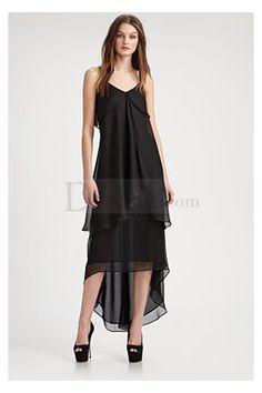 "90  url"" http://www.dressale.com/elegant-black-chiffon-aline-homecoming-dress-in-highlow-hemline-p-41608.html"