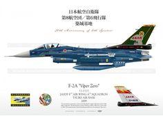 "F-2A ""ViperZero"" 535 JASDF 6 SQDN HY-04"