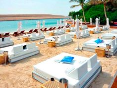Blue Marlin, Ibiza.  Visit www.beachandbubbles.com for worlwide beaches, clubs & events