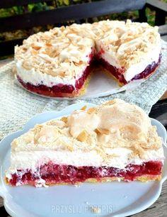 Cafe Rico, Polish Recipes, Polish Food, Pavlova, Cheesecake, Cooking Recipes, Sweets, Travel, Merengue