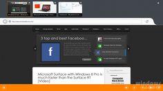 Final version of Modern-UI Firefox scheduled for December 10 release