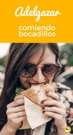 ¿De verdad se puede adelgazar comiendo bocadillos? #dieta #adelgazar #tips #kilos #bocadillos #comer #peso