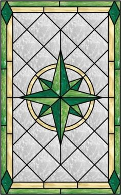 Art Glass Window Panel - Foter