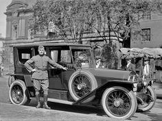 1918 Locomobile Model 48 Staff Car