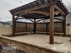 There are lots of pergola designs for you to choose from. You can choose the design based on various factors. First of all you have to decide where you are going to have your pergola and how much shade you want. Pergola Attached To House, Deck With Pergola, Outdoor Pergola, Cheap Pergola, Wooden Pergola, Covered Pergola, Backyard Pergola, Patio Roof, Pergola Plans