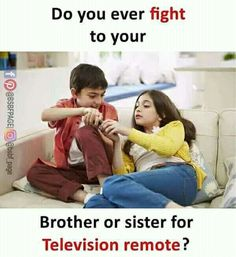 Sister Quotes Funny, Brother Sister Quotes, Brother And Sister Love, Funny Baby Memes, Funny Qoutes, Sarcastic Quotes, Health And Safety Poster, Brother And Sister Relationship, Sibling Quotes