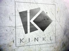 Logo Kinkl artisan fabricant de mobilier, construction métallique, meubles bois et métal, aménagement et décoration en Bretagne : kinkl.bzh Fabricant, Decoration, Symbols, Letters, Logo, Brittany, Furniture, Decor, Logos