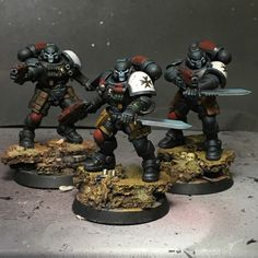 Space Wolves, Warhammer 40k Miniatures, The Grim, Starcraft, Mini Paintings, Warhammer 40000, Space Marine, Emperor, Scale Models