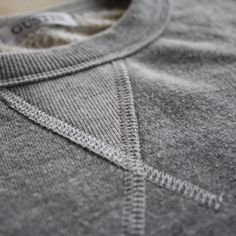 Now that's what I call a crewneck sweater -- great details, classic style via Gustin. #menswear #fallstyle