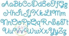 Twinkle Star Font - 3 Sizes! | Alphabets | Machine Embroidery Designs | SWAKembroidery.com