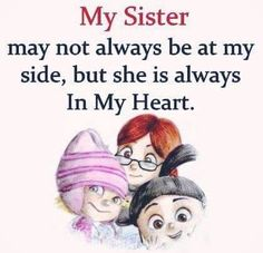 Top Inspiring Quotes About Sisters & I Love My Sister Quotes – Sea Badass Live 4 Sisters, Sisters Forever, Sisters In Christ, Little Sister Quotes, Sister Quotes Funny, Missing My Sister Quotes, Sister Poems, Sister Friends, Quotes About Sisters Love
