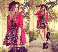 Tendências da moda feminina primavera verão. As roupas mais lindas: http://modafeminina.biz/moda-primavera-verao/roupas-femininas-lindas