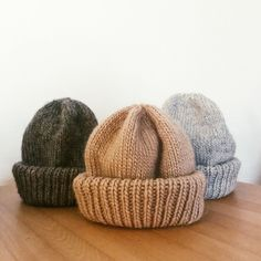 Pipå collection. My World, Knitted Hats, Knitting, Collection, Fashion, Moda, Tricot, Knit Caps, Fasion