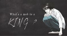 no church in the wild and death note