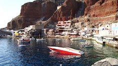 Cliffside Taverna, Santorini