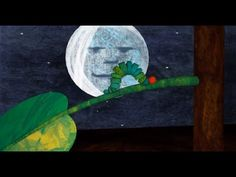 --- animation of 'The Very Hungy Caterpillar'. A children's book written by Eric Carle. Classroom Activities, Book Activities, The Very Hungry Caterpillar Activities, Eric Carle, Felt Board Stories, Book Crafts, Book Illustration, Diy For Kids, Painting