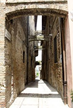 Montefalco, Perugia, Umbria