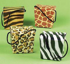 Wild Thing Baby Shower: Jungle theme Favor (via Parents.com)