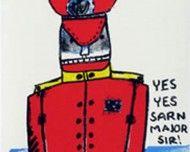 Robert Hodgins - Yes Yes Sarn Major Sir! (2007)