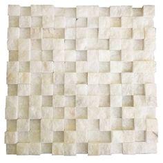 3D Uşak Beyaz 2.5X2.5 Fileli Patlatma Taş  www.tasdekorcum.com #dekor #patlatmatas #mozaik #dogaltas#naturalstonemosaic #naturalstone  Natural Stone Mosaic Natural Stone Wall Natural Stone Mosaic Subway Wall Tile Fileli Patlatma Taş Doğal Taş Patlatma Mozaik