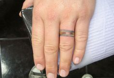Wedding Ring Look Alike