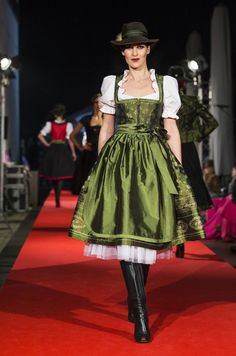 Branchenabend Tracht & Country Premiere im M32. Foto: Andreas Ko
