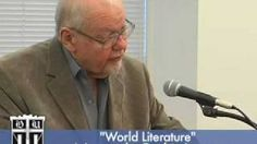 Fredric Jameson: Holberg International Memorial Prize, via YouTube.