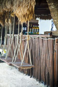 Our favorite kind of barstool. #cozumel #mexico #beachbar