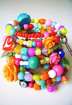 new bracelets by silly old suitcase