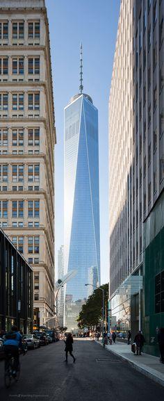 One World Trade Center -New York