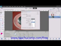Learn how to change the canvas size in Adobe Photoshop Elements at www.teachUcomp.com. A clip from Mastering Photoshop Elements Made Easy v. 12. http://www.teachucomp.com/free - the most comprehensive Photoshop Elements tutorial available. Visit us today!