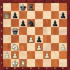 Daily Chess Training: From this week's TWIC download: Al.David-Tellia Italian ch 2018 White to move - how should he best continue? (more than the first move needed for a complete answer)