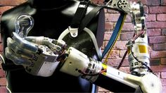 DEKA Arm - A bionic arm.