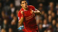 Luis Suarez has signed a new four-and-a-half-year contract with Liverpool. The striker, 26, joined the Reds in January 2011 and has scored 17 goals in 11 Premier League starts this season. Suarez, whose original deal was set to expire in 2016, will earn around £160,000 until the end of this season and then £200,000 per week over the final four years of the contract.