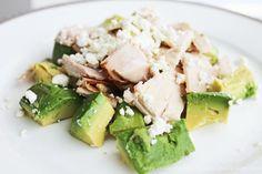 Clean Eating Recipe – Turkey, Avocado & Feta Combo | Clean Eating Recipes - Clean Eating Diet Plan Made Easy