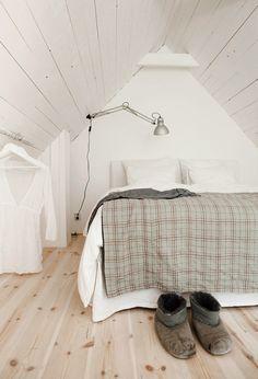 chambre esprit scandinave