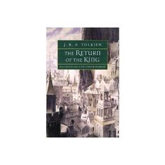 The Return of the King by J. R. R. Tolkien; Alan Lee (Paperback):... ❤ liked on Polyvore featuring books and lord of the rings